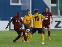 RECEP KıVRAK - Trabzonspor, Hazırlık Maçında Gyirmot'u 2-0 Mağlup Etti