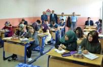 DEDE MUSA BAŞTÜRK - Vali Arslantaş Destekleme Ve Yetiştirme Kurslarını Ziyaret Etti