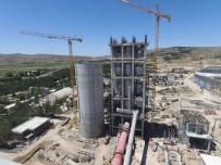 ÇİMENTO FABRİKASI - 150 Milyonluk Çimento Fabrikası Nisan'da Açılıyor