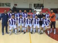 MUSTAFA TALHA GÖNÜLLÜ - Adıyaman Üniversitesi'Nin Sporda Yıldızı Parlıyor