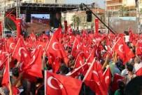 ALAATTİN YÜKSEL - AK Parti Ve CHP'li Siyasetçilerden Miting Yorumu