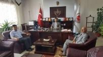 MUZAFFER YALÇIN - Başkan Yalçın'dan Başsavcı Kılıç'a Hayırlı Olsun Ziyareti