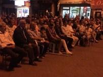 Çatalzeytin'de Demokrasi Şehitlerini Anma Etkinliği