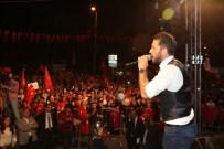 ÖMER EKİNCİ - Demokrasi Nöbetine Katılan Nihat Doğan'dan Erdoğan'a Övgü