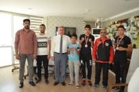 CEBRAIL - Erzurum'un Kick Boksta Başarı Çıtası Yükseldi