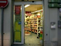 SÜPERMARKET - Fransa'da alkol satmayan markete tehdit