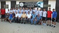 Futbolculara Başkan Uysal'dan Centilmenlik Uyarısı