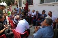 Gazi Er Okay'ın Ailesine 'Geçmiş Olsun Ziyareti