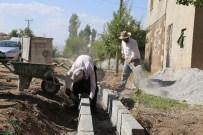 ERENTEPE - Güroymak Belediyesi'nden Hummalı Çalışma