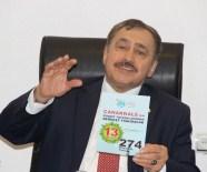 ÇANAKKALE VALİLİĞİ - 'Kılıçdaroğlu'nun Gelmesi Mutluluk Vesilesidir'