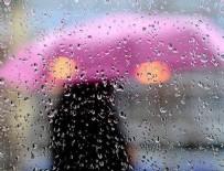 YAĞIŞ UYARISI - Meteoroloji'den kuvvetli yağış uyarısı