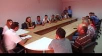 SAĞLIKLI HAYAT - Sarıcaoğlu'ndan TYP Çalışanlarına Veda Toplantısı