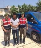KARGıPıNARı - Silahlı Terör Örgütüne Üye Olmaktan Aranan Zanlı Tatil Yaparken Yakalandı