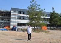 ENGELLİ ASANSÖRÜ - Uludağ Üniversitesi'ne Yeni Fakülte