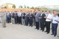 NUMAN HATIPOĞLU - '15 Temmuz Şehitler Külliyesi'nin Temeli Törenle Atıldı
