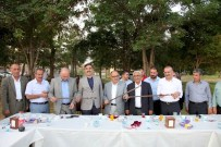 MUZAFFER ÇAKAR - Ak Partili Atalay Ve Kayatürk'ün Ahlat Ziyareti