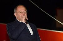 SEBAHATTİN KARAKELLE - Bakan Akdağ Demokrasi Nöbetinde Vatandaşlarla Buluştu