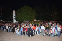 MEHMED ALI SARAOĞLU - Gediz'de Demokrasi Nöbeti 22. Gününe Ulaştı