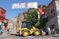 ARNAVUT - İncesu Belediyesi İlçede Doğalgazsız Mahalle Kalmaması İçin Çalışmalarını Sürdürüyor