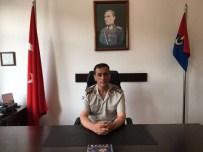 MUSTAFA ÇETİNKAYA - Marmaris'e Atanan  İlçe Jandarma Komutanı Göreve Başladı