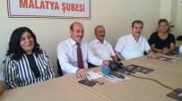 TÜRK HALKI - MASTÖB Malatya Şube Başkanı Murat Cengiz Açıklaması