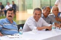 CUNTA - Muratpaşa Muhtarlar Meclisi'nde Darbeye Karşı Ortak Bildiri