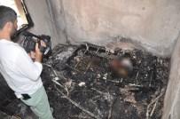 İŞİTME ENGELLİLER - (Özel) Yangındaki Vahşetten Dram Çıktı