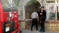 TRAFİK TESCİL - Polis Karakolunda Yangın