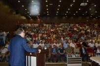 SİİRT VALİSİ - Siirt'te '15 Temmuz Darbe Girişimi Ve 2'Nci Kurtuluş Savaşı' Konferans Düzenlendi