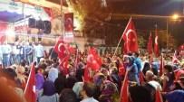 SULTANGAZİ BELEDİYESİ - Sultangazi Belediyesi  Demokrasi Nöbetine Devam Ediyor