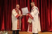 TRAKYA ÜNIVERSITESI - Trakya Üniversitesi 9'Ncu Dönem Rektörü Prof. Dr. Erhan Tabakoğlu Görevi Teslim Aldı