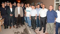 POLİS TEŞKİLATI - Vali Pekmez'den Polise Moral Ve Teşekkür Yemeği
