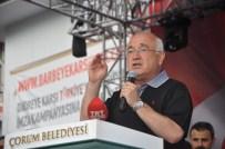 LÜTFIYE İLKSEN CERITOĞLU KURT  - Çorum'da 'Demokrasi Ve Şehitler Mitingi'