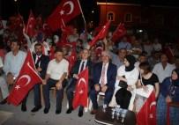 HASAN YAMAN - Gazi Milletvekili Sevgi Gösterileriyle Karşılandı