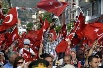 KEMALETTİN AYDIN - Gümüşhane'de Demokrasi Ve Şehitler Mitingi