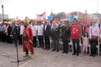 MUZAFFER ASLAN - Kırşehir'de Binlerce Kişi Cacabey Meydanına Şehitler İçin İndi