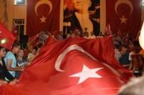 İDEOLOJI - Pazarlar'da Demokrasi Mitingi