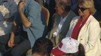 İBRAHİM TATLISES - Tansu Çiller de Yenikapı miting alanında