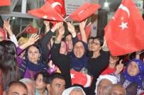 FRANSIZ İHTİLALİ - Viranşehir'de Binlerce Kişilik Demokrasi Yürüyüşü