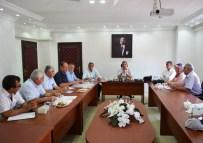 DEMOKRASİ PARKI - Adilcevaz Belediye Meclisi Toplandı