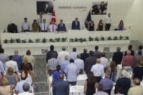 ALİ İSMAİL KORKMAZ - Büyükşehir Meclisinde Gündem Darbe Girişimi Oldu