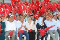 GEBZELI - Demokrasi Sevdalılarına Köşker'den Teşekkür