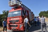 YAŞAR AKSANYAR - Dursunbey'deki Yangın Kontrol Altına Alındı
