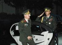 Genelkurmay Başkanı Akar Ve Kuvvet Komutanları Kahraman Astsubay Halisdemir'in Evini Ziyaret Etti