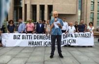 MİLLİ MUTABAKAT - 'Hrant'ın Arkadaşları' Ali Öz'ü İşaret Etti