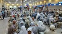 UMRE - Kapadokya Havalimanından İlk Hac Kafilesi Uğurlandı