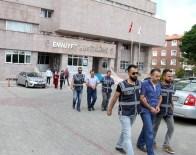 Kayseri Şeker'de FETÖ'den Gözaltına Alınan 6 Kişi Adliyeye Sevk Edildi