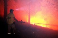 BEYOBA - Kazdağları'nda Orman Yangını