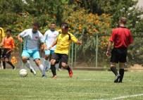 GÜZELYAYLA - Köylerarası Futbol Turnuvası'nda Yarı Finalistler Belli Oldu