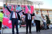 VURAL KAVUNCU - Kütahya'da Demokrasi Bayramı